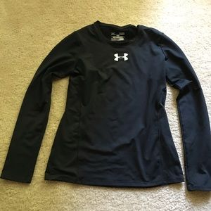 Under Armour Compression Long Sleeve YOUTH Large